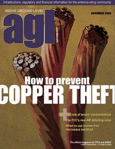 AGL Magazine November 2008