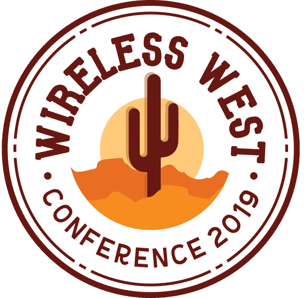 Wireless West Conference 2019 logo