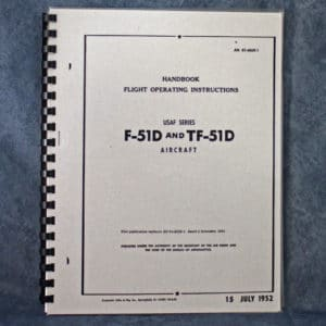 AN 01-60JE-1/52 HANDBOOK FLIGHT OPERATING INSTRUCTIONS