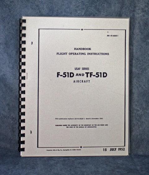 AN 01-60JE-1/52 HANDBOOK FLIGHT OPERATING INSTRUCTIONS