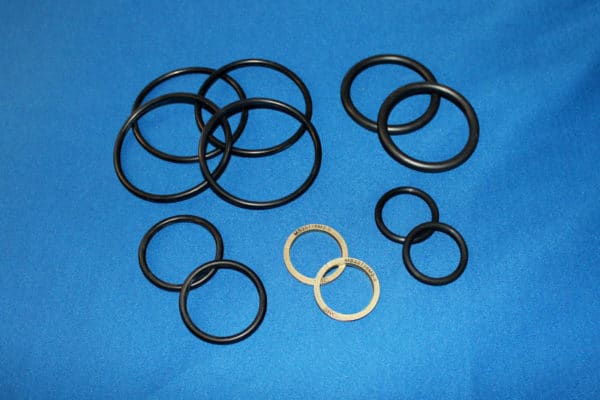 58027HYD97 SEAL KIT FOR THE HYDRAULIC LANDING GEAR VALVE