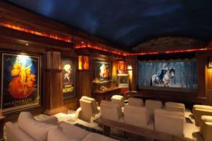 Paradise Theater - Craftsman Style